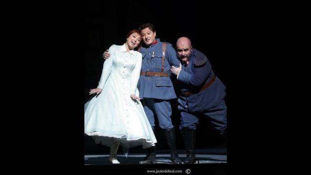<span>FULL </span>La fille du régiment Madrid 2014 Rancatore Siragusa Cansino
