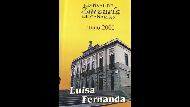 <span>FULL </span>Luisa Fernanda (Torroba) Tenerife 2000 Cansino Belmonte Rodriguez