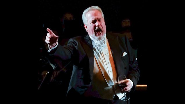 <span>FULL </span>Opera in ME Maine 2020 Interview James Morris and 12 more