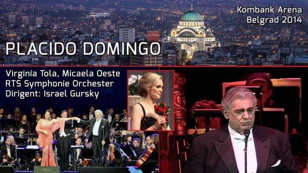 <span>FULL </span>Placido Domingo in Belgrade 2014