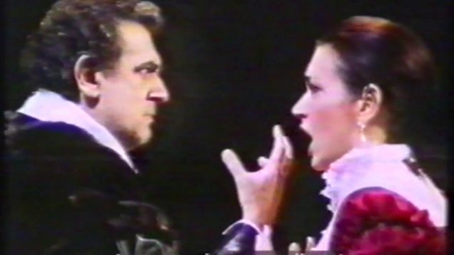 <span>FULL </span>Placido Domingo's Tales from the Opera 3: Murder in Manhattan (Otello) New York 1994