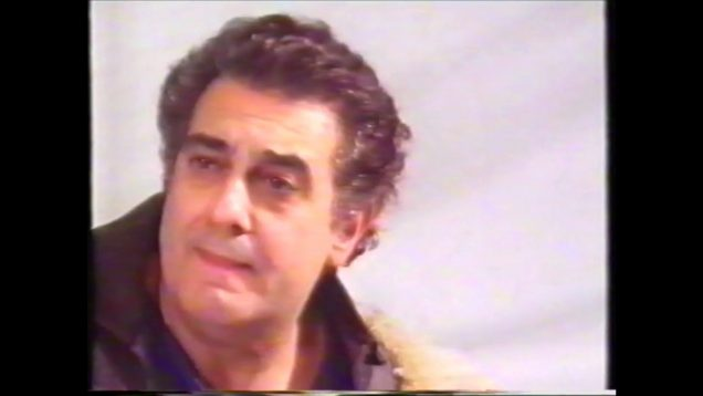 <span>FULL </span>Placido Domingo's Tales From The Opera 1 Winter Storms (Die Walküre) Vienna 1992