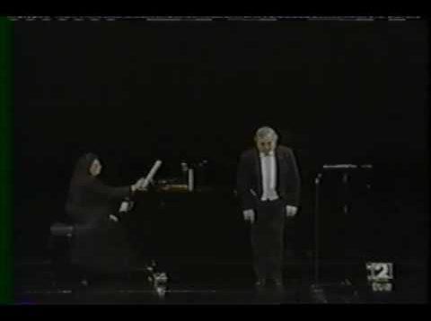 <span>FULL </span>Recital Jaime Aragall Madrid 1998