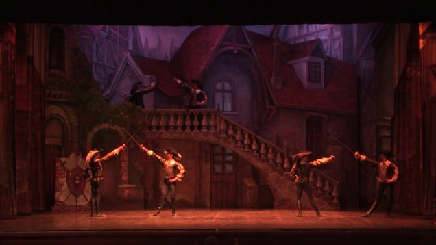 <span>FULL </span>The Three Musketeers Istanbul 2018 Ballet with music by Verdi