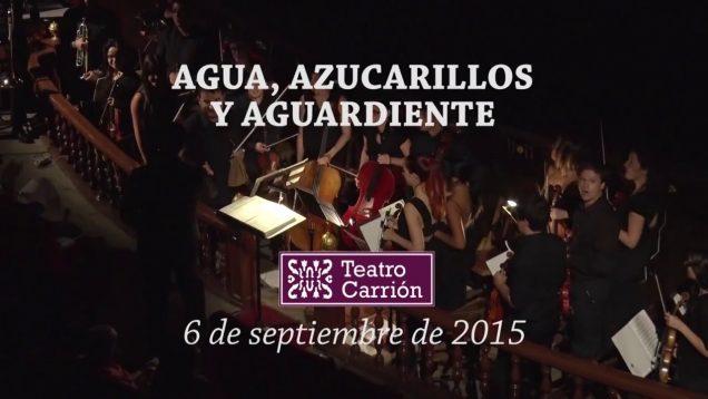 <span>FULL </span>Agua, azucarillos y aguardiente (Chueca) Valladolid 2016
