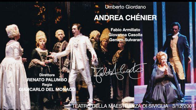 <span>FULL </span>Andrea Chenier Sevilla 2001 Armiliato Casolla sulvaran