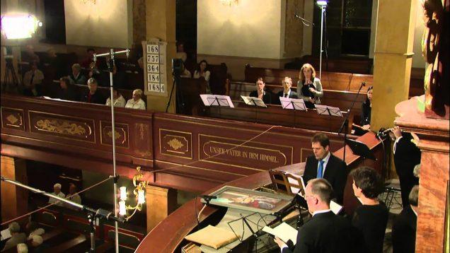 <span>FULL </span>Bach Cantatas 101 & 102 Motet 226 Zöblitz 2013