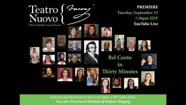 <span>FULL </span>Bel Canto in Thirty Minutes (Vaccai) Online 2020