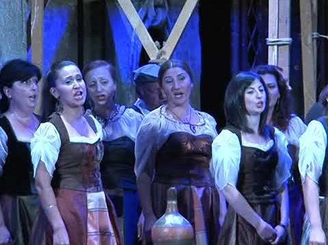<span>FULL </span>Cavalleria rusticana Batumi 2012