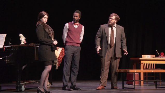 <span>FULL </span>Der Schauspieldirektor Fargo 2018 NDSU Opera