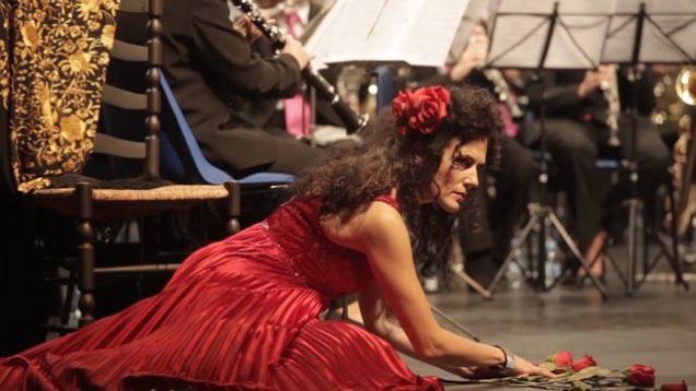 <span>FULL </span>El amor brujo (de Falla) & Zarzuela Betxi 2015 Ana María Ramos
