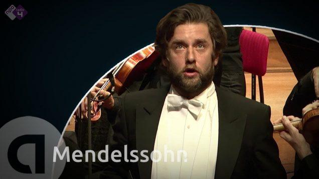 <span>FULL </span>Elias (Mendelssohn) Utrecht 2016