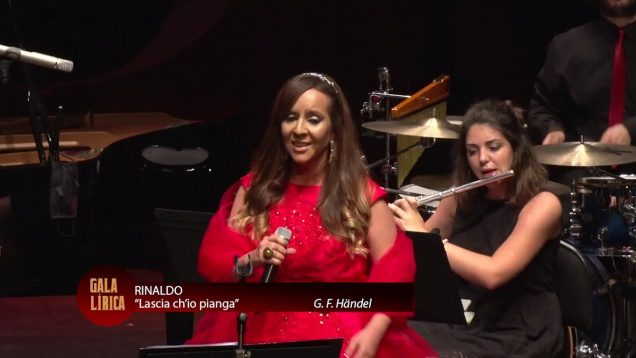 <span>FULL </span>Gala Lírica Covid-19 Valladolid 2020 Natalia Bravo