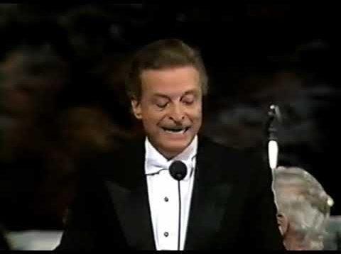 <span>FULL </span>Gala para un Volcan – Alfredo Kraus Concert Lanzerote 1990