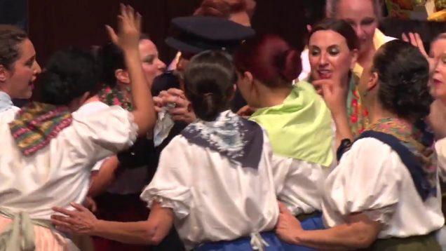 <span>FULL </span>Gigantes y cabezudos (Caballero) Valladolid 2019