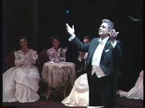 <span>FULL </span>Homenaje a Plácido Domingo 25 aniversario debut en el Teatro de la Zarzuela Madrid 1995