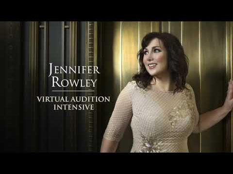<span>FULL </span>Jennifer Rowley's Virtual Audition  Fort Worth TX 2020