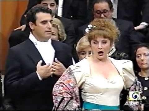 <span>FULL </span>La verbena de la Paloma (Breton) Madrid 1994