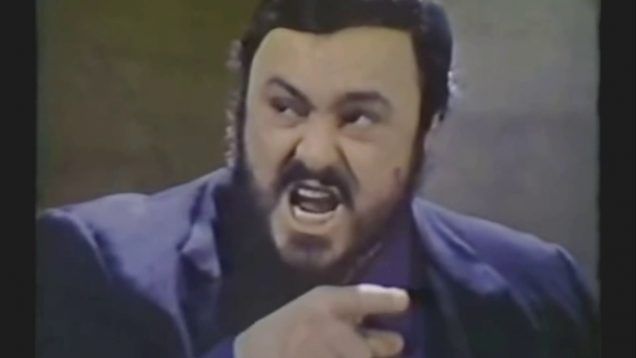 <span>FULL </span>Luciano Pavarotti Master Class at Julliard New York 1979