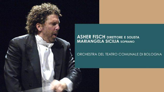 <span>FULL </span>Mozart & Beethoven Arias Bologna 2020 Sicilia Asher Fish