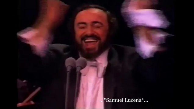 <span>FULL </span>Pavarotti in Rio de Janeiro 1995