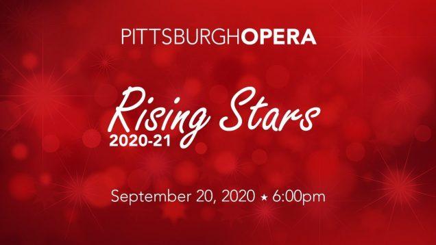 <span>FULL </span>Pittsburgh Opera Rising Stars Pittsburgh PA 2020
