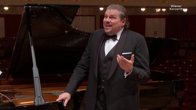 <span>FULL </span>Schubert Recital Michael Schade Vienna 2020