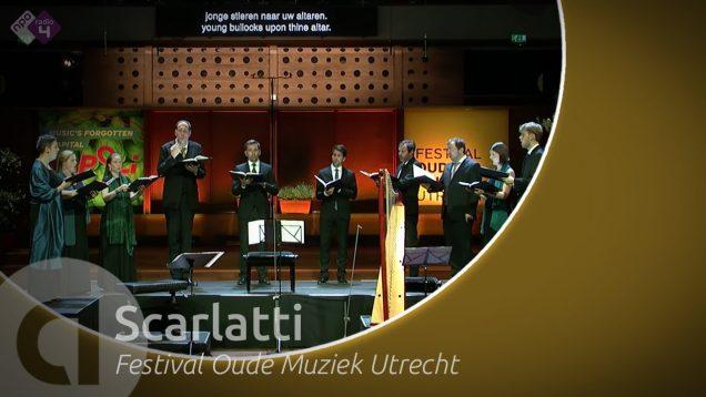 <span>FULL </span>Songs by two Scarlatti's Utrecht 2019 Vox Luminis