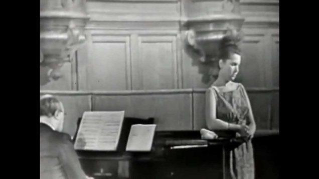 <span>FULL </span>Tchaikovsky Romances Moscow 1964 Galina Vishnevskaya Mstislav Rostropovich