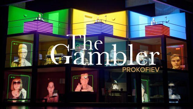 The Gambler Vilnius 2020 Grigorian Golovnin Prudnikovas