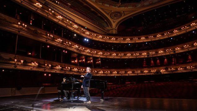 <span>FULL </span>The Royal Opera: Live in Concert London 2020 Oropesa Opolais Castronovo Finley Pappano