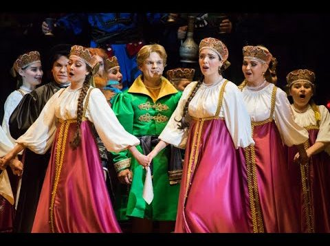 <span>FULL </span>The Tsar's Bride Cheboksary 2019