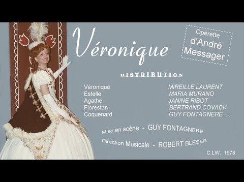 <span>FULL </span>Véronique (Messager) 1976 Laurent Murano Fontagnere Ribot