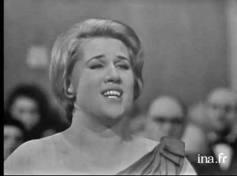 Wagner & Mussorgsky Concert Paris 1964 Christoff Windgassen Frick Grümmer