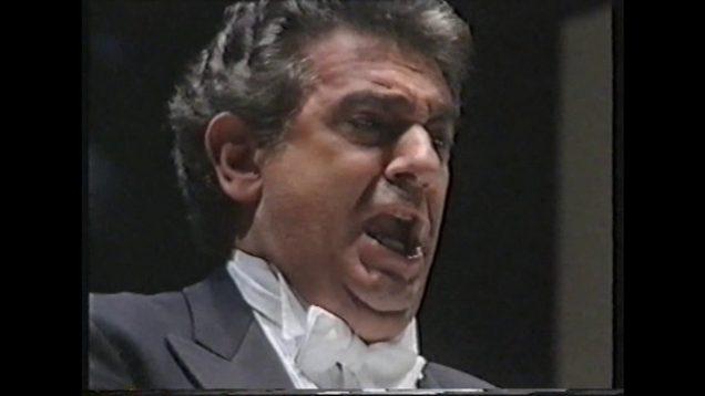 <span>FULL </span>A Sephardic Passion (Sheriff) Toledo 1992 Placido Domingo Zubin Mehta