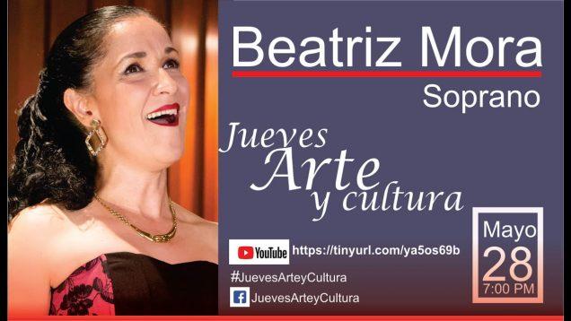 <span>FULL </span>Beatriz Mora Recital Medellin 2020