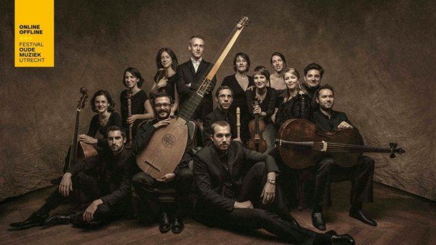 <span>FULL </span>Cantatas (Buxtehude) Utrecht 2020 Ensemble Correspondances
