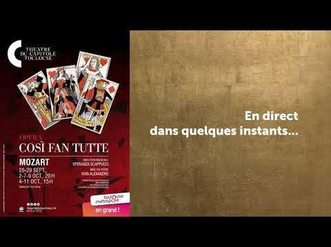 <span>FULL </span>Cosi fan tutte Toulouse 2020
