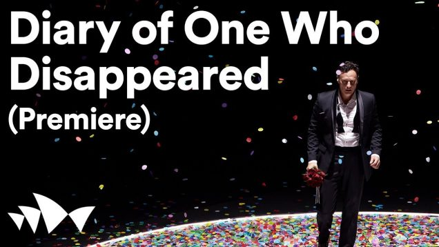 <span>FULL </span>Diary of the One Who Disappeared Sydney 2020