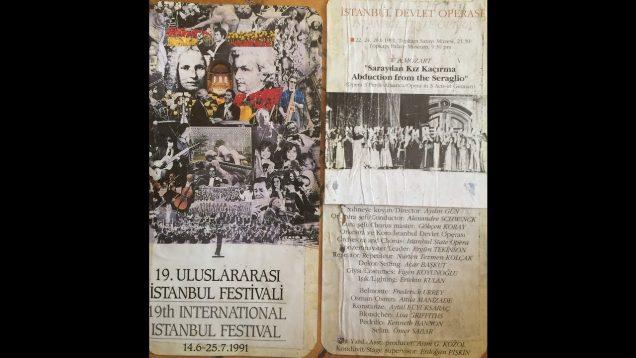<span>FULL </span>Die Entführung aus dem Serail Istanbul 1991