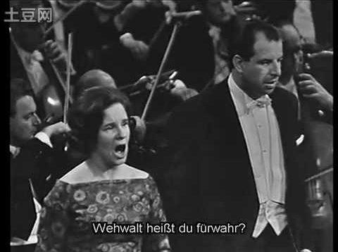 <span>FULL </span>Die Walküre Akt 1 Vienna 1963 Knappertsbusch Watson Uhl Greindl