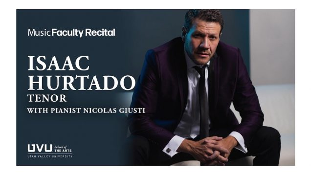 <span>FULL </span>Isaac Hurtado Recital Verdi & Puccini Orem 2020