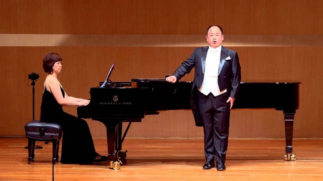 <span>FULL </span>JoongAng Music Concours Male Voice Playlist Seoul 2011 – 2019