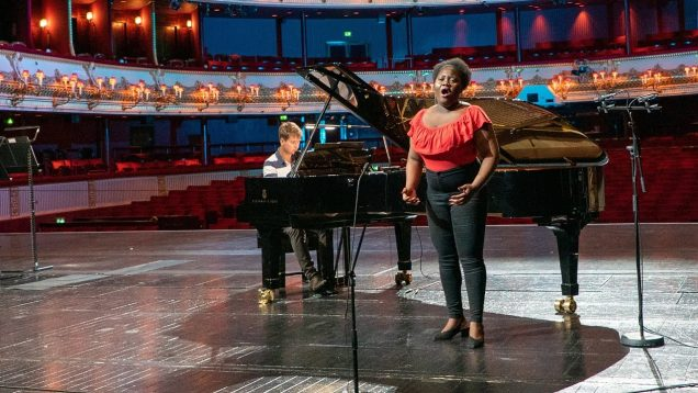 <span>FULL </span>Jukebox 1: The Royal Opera's Jette Parker Young Artists London 2020