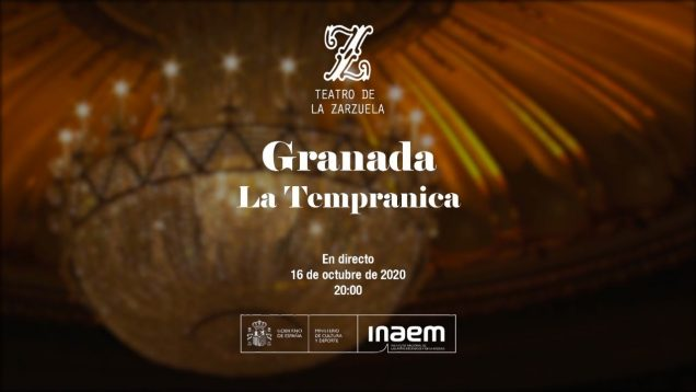 <span>FULL </span>La tempranica (Giménez) Madrid 2020
