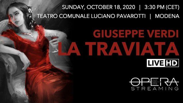 <span>FULL </span>La Traviata Modena 2020 Mudryak, Matteo Lippi, Ernesto Petti