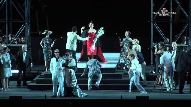 La Traviata Rome 2018