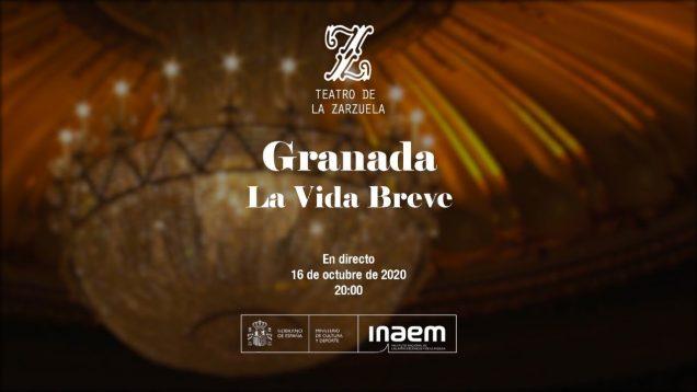 <span>FULL </span>La vida breve (de Falla) Madrid 2020 Arteta de León