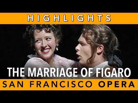 Le nozze di Figaro San Francisco 2015 Oropesa Sly Sierra Pisaroni