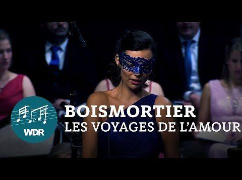 <span>FULL </span>Les Voyages de l'Amour (Boismortier) Herne 2019 Gyorgy Vashkhedya
